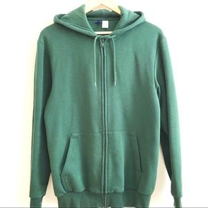 H&M hooded jacket size S